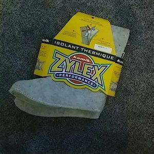 Zylex Performance Boot Liners MEN SZ 10